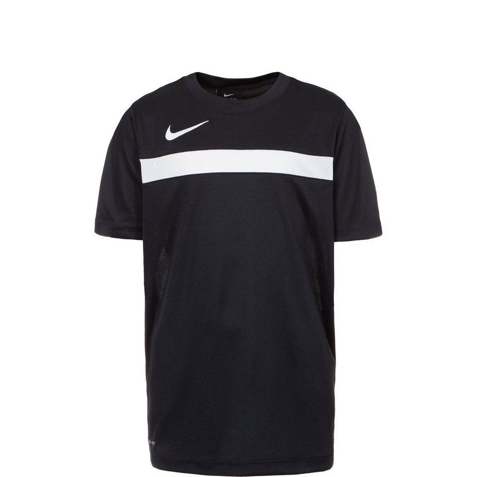 NIKE Academy Trainingsshirt Kinder in schwarz / weiß
