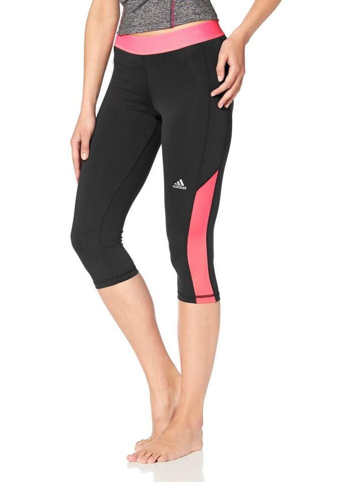 adidas performance techfit capri tight 3 4 tights otto. Black Bedroom Furniture Sets. Home Design Ideas