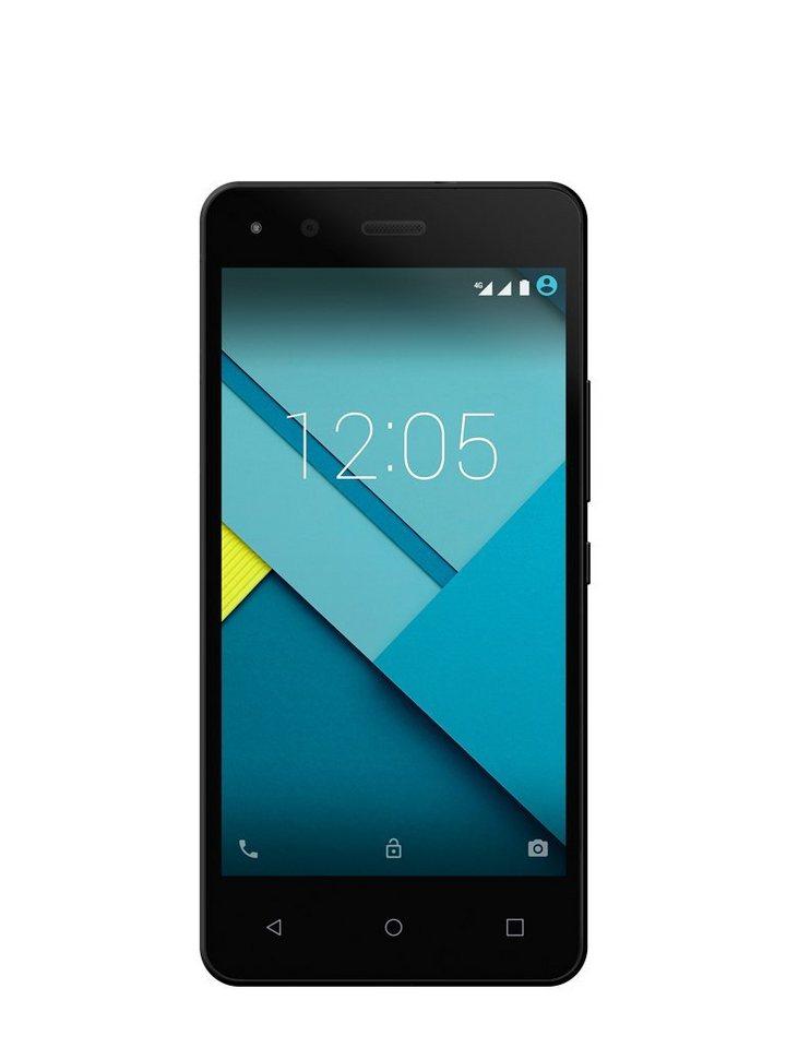 bq Smartphone »Aquaris M4.5 8+1GB RAM« in schwarz