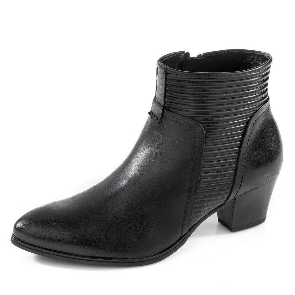 Gabor Stiefelette in schwarz