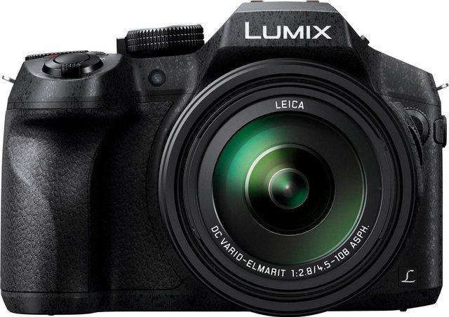 Digitalkameras - Lumix Panasonic »DMC FZ300EG K« Superzoom Kamera (LEICA DC VARIO ELMARIT, 12,1 MP, WLAN (Wi Fi), Schwenkpanorama Aufnahmen mit bis zu 360 Grad)  - Onlineshop OTTO
