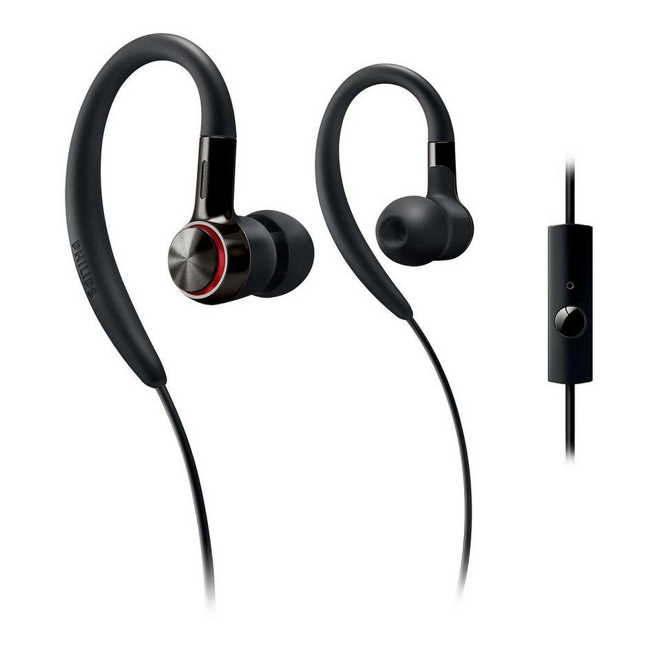 Philips EarClip Universal Headset »SHS8205/00« in schwarz