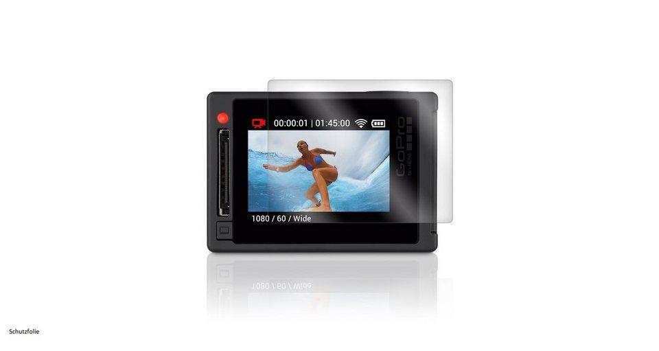 "GoPro Displayschutzfolie für HERO4 »""HERO4 Silver Screen Protector"" ABDSP-001« in transparent"