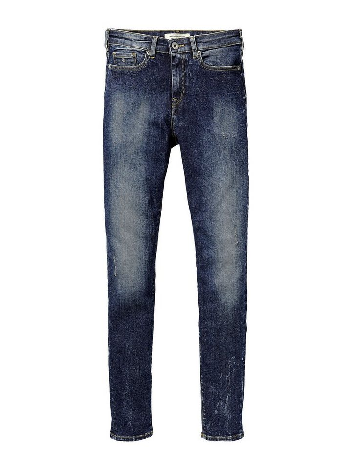 Maison Scotch Jeans »Haut - Mystic« in blau