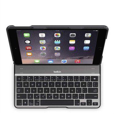 BELKIN QODE Ultimate Tastatur »mit Hülle für das iPad Air 2«