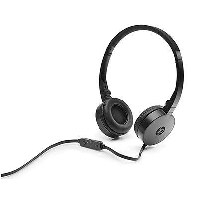HP Headset »H2800 Headset, schwarz«
