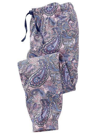 Petite Fleur Pyjamahose Paradise ideal zu kombinieren