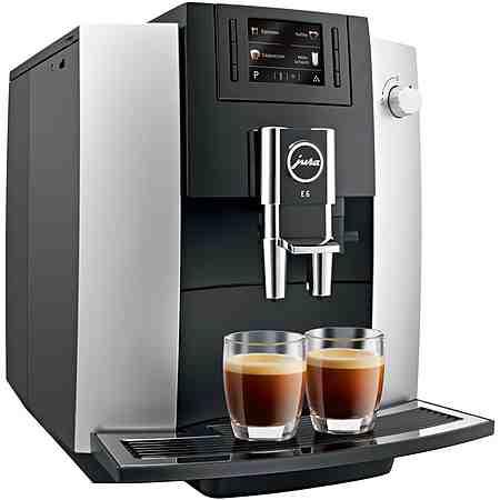 Jura Espresso-/Kaffee-Vollautomat 15058 E6