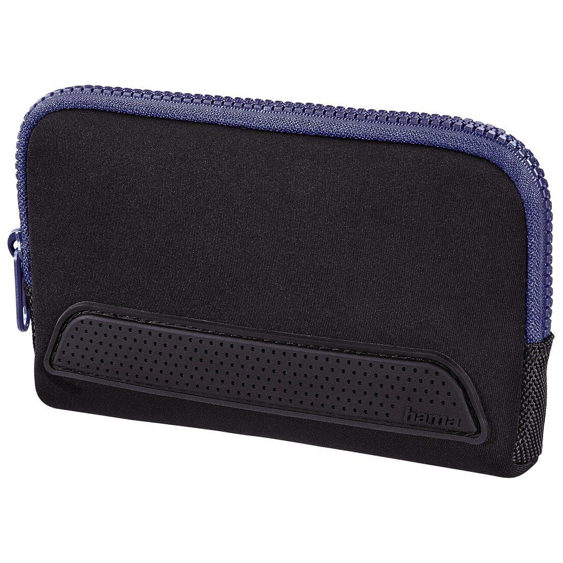 Hama Tasche Smart Sleeve für Nintendo New 3DSXL, Schwarz/Blau