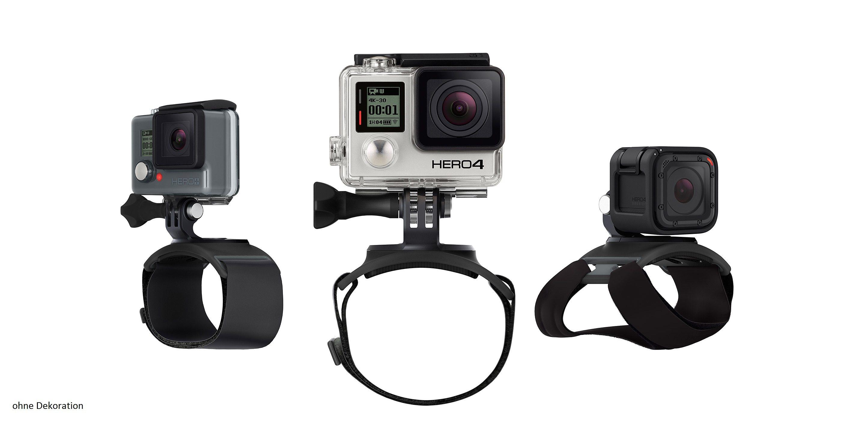 """GoPro Befestigung für alle GoPro »""""The Strap"""", AHWBM-001«"""