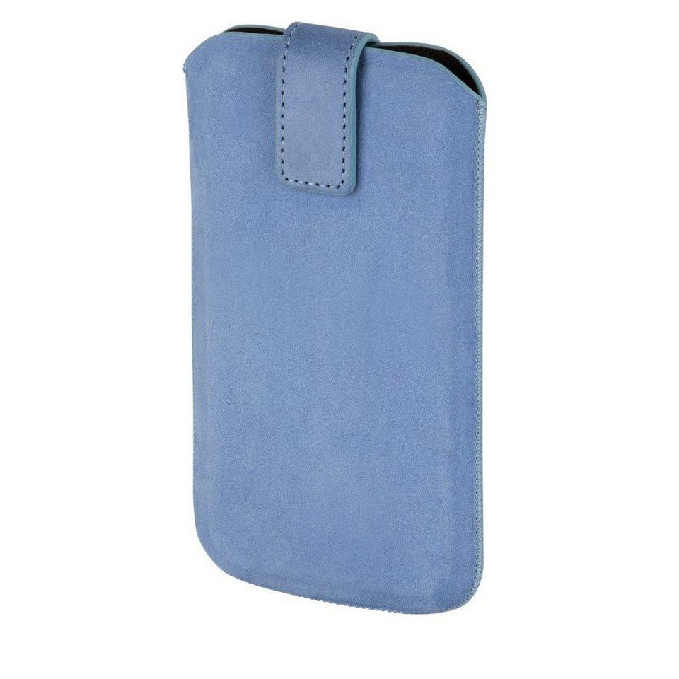 Hama Smartphone-Sleeve Chic Case, Gr. XL, Lichtblau in Blau