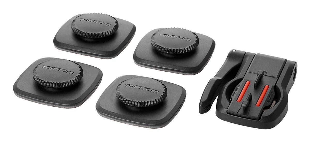 TomTom Actioncam-Zubehör »Bandit 360° Halterung (2 x 2 Stück)«