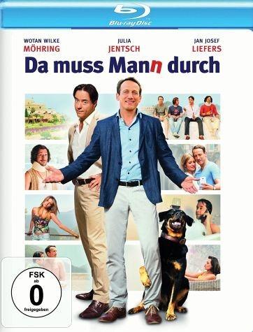 Blu-ray »Da muss Mann durch«