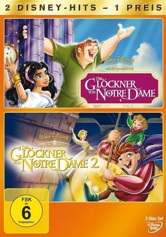 DVD »Der Glöckner von Notre Dame / Der Glöckner von...«