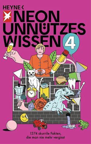 Broschiertes Buch »Unnützes Wissen Bd.4«
