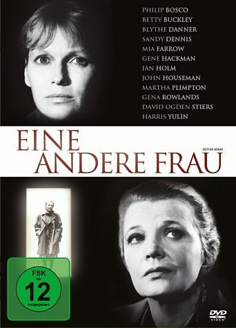 DVD »Eine andere Frau«