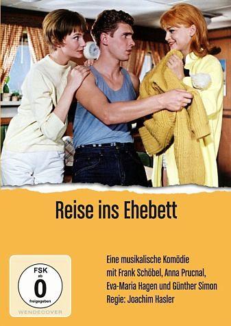 DVD »Reise ins Ehebett«