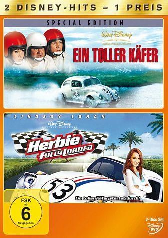 DVD »Ein toller Käfer / Herbie Fully Loaded: Ein...«