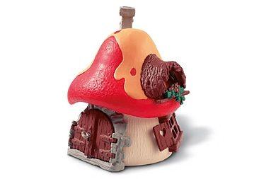 Schleich® Spielhaus (49001), »Die Schlümpfe™ - Großes Schlumpfhaus«