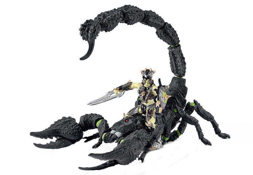 Schleich® Spielfiguren (70124), »Eldrador, Skorpionreiter«