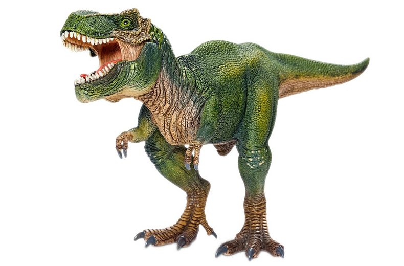 Schleich® Spielfigur (14525), »World of History, Urzeittiere - Tyrannosaurus Rex«