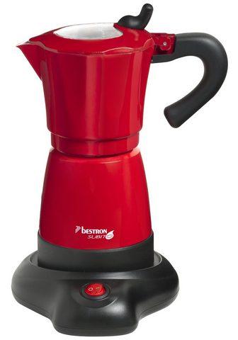 BESTRON Espresso kavos aparatas AES480