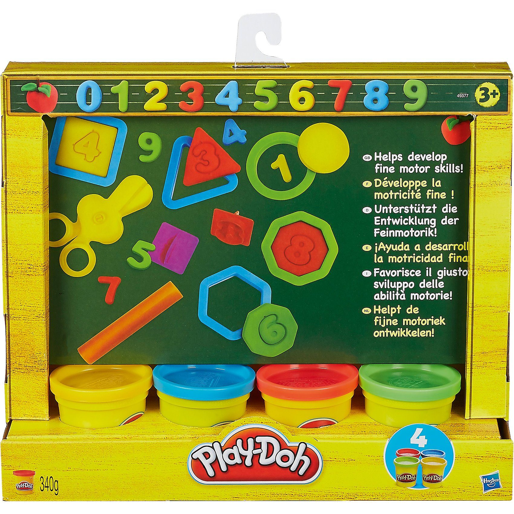 Hasbro Play-Doh Knet-Tafel-Set