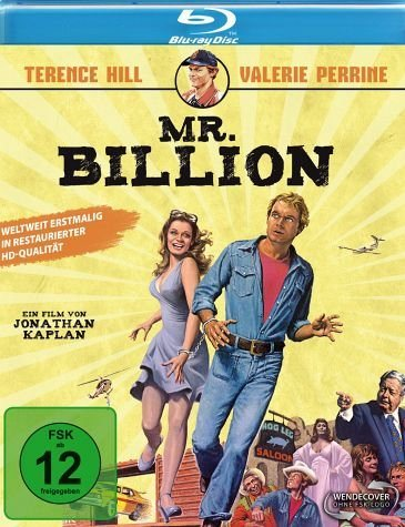 Blu-ray »Mr. Billion«