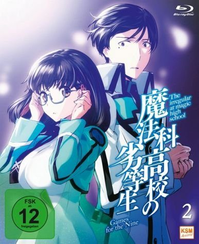 Blu-ray »The Irregular at Magic High - Vol. 2, Games...«