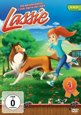 DVD »Lassie 1«