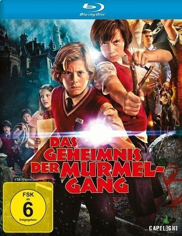 Blu-ray »Das Geheimnis der Murmel-Gang«
