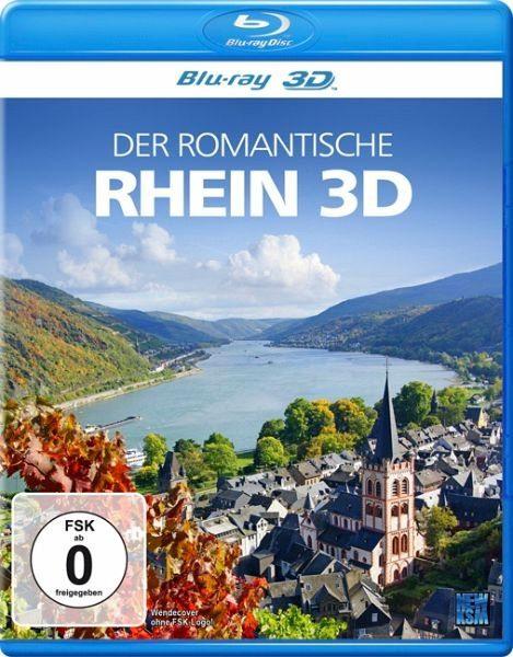 Blu-ray »Der romantische Rhein 3D«
