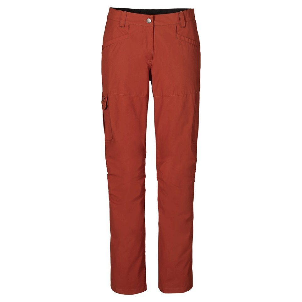Jack Wolfskin Hosen »WHITEHORSE PANTS WOMEN« in rooibos