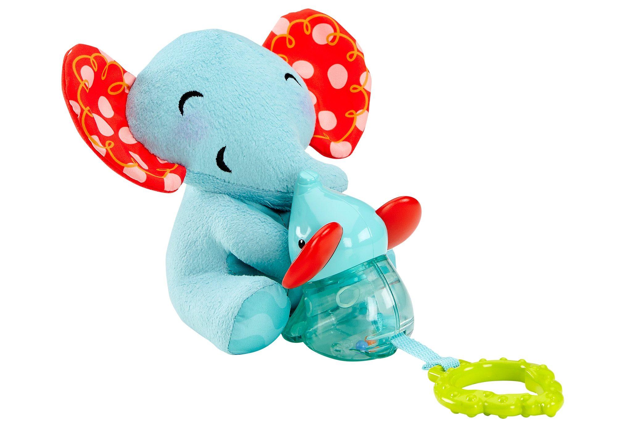 Fisher Price Plüsch-Elefant, »Aufziehspaß-Elefant«