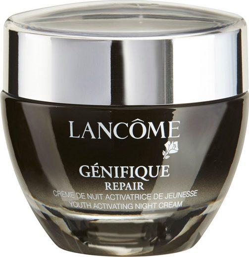 LANCOME Nachtcreme »Génifique Repair Night«, reparierend