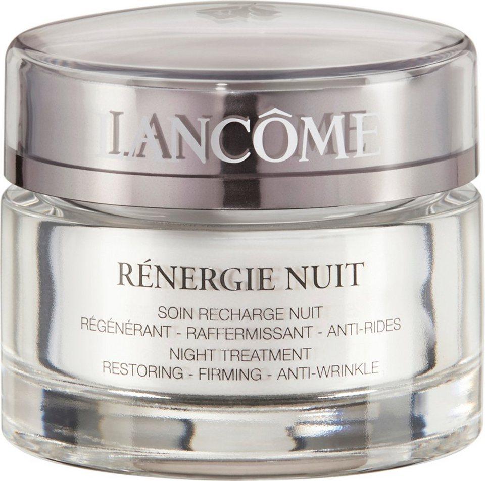 Lancôme, »Rénergie Multi Lift Nuit«, Anti-Aging Nachtcreme