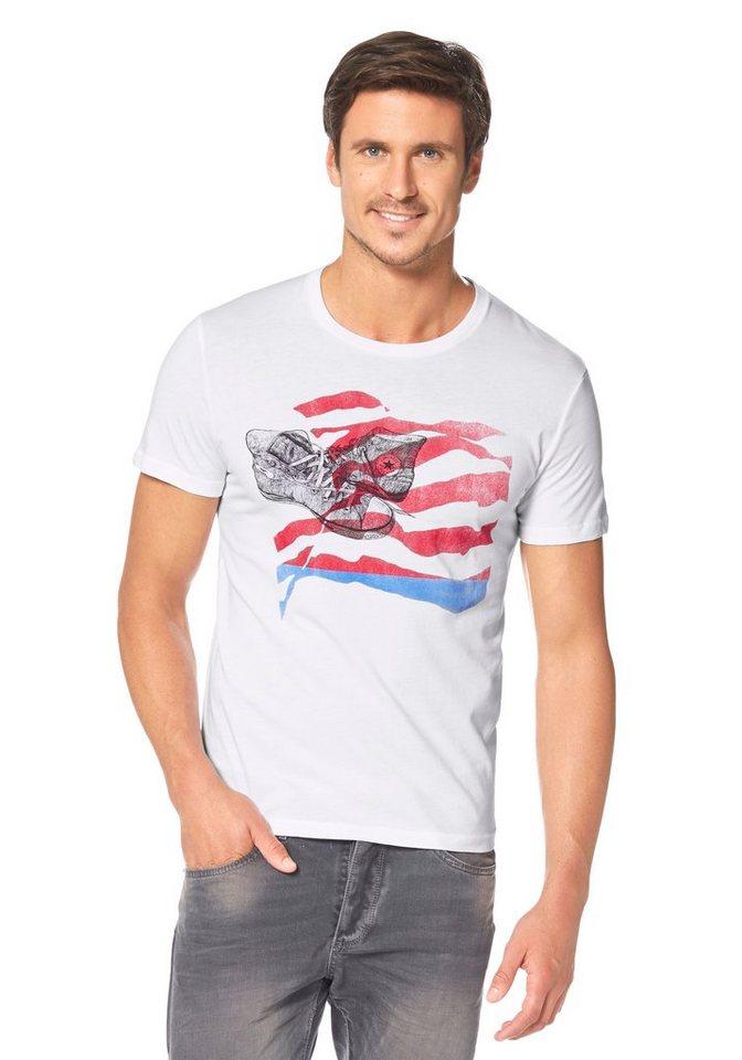 Converse T-Shirt in Weiß