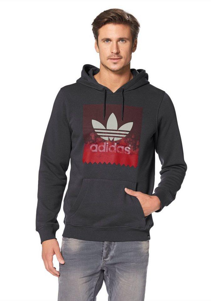adidas Originals Kapuzensweatshirt in Anthrazit