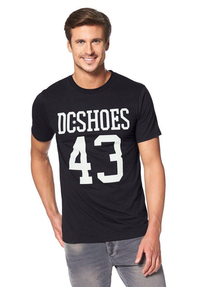 DC Shoes T-Shirt in Schwarz