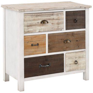 home affaire kommode breite 81 cm online kaufen otto. Black Bedroom Furniture Sets. Home Design Ideas