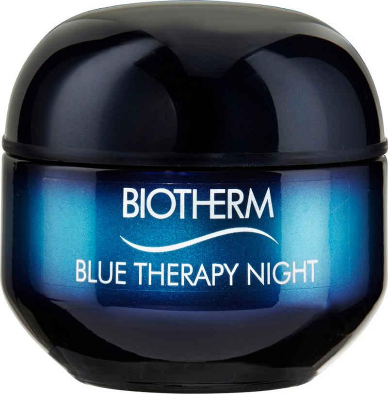 BIOTHERM Nachtcreme »Blue Therapy Night Cream«, Anti-Aging