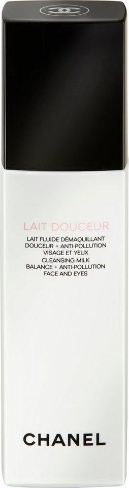 Chanel, »Lait Douceur«, Reinigungmilch