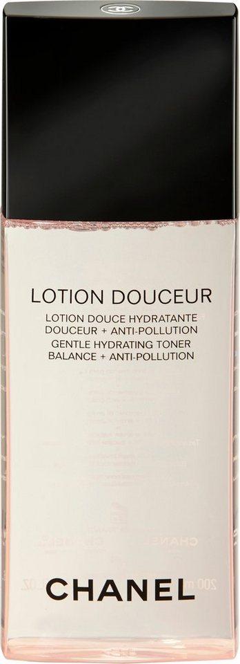 Chanel, »Lotion Douceur«, Reinigungslotion