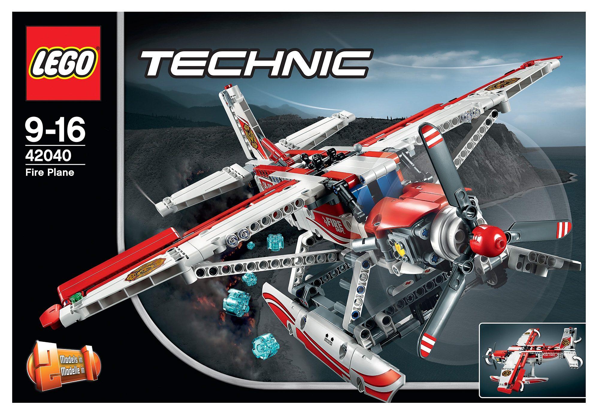 LEGO® Löschflugzeug (42040), »LEGO® Technic«