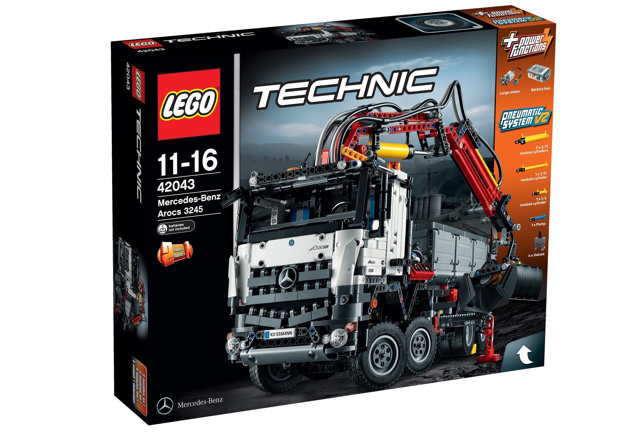 LEGO®, Mercedes Arocs (42043), »LEGO® Technic«