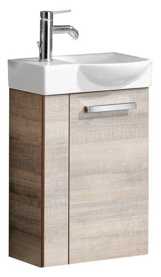 fackelmann waschtisch sceno breite 45 cm tiefe 32 cm 2 tlg online kaufen otto. Black Bedroom Furniture Sets. Home Design Ideas