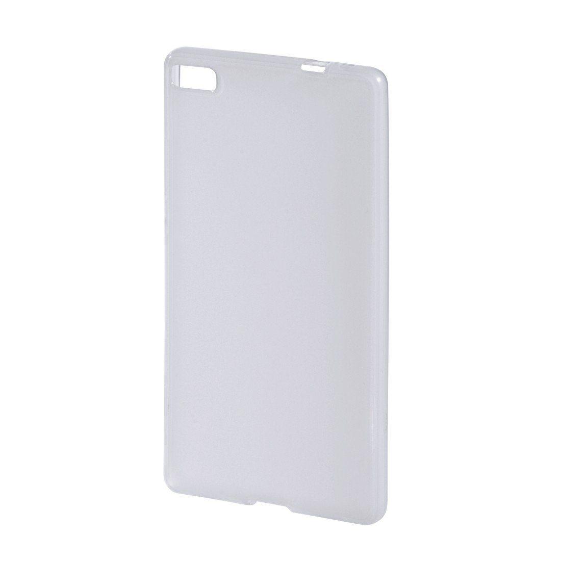 Hama Cover Crystal für Huawei P8, Transparent