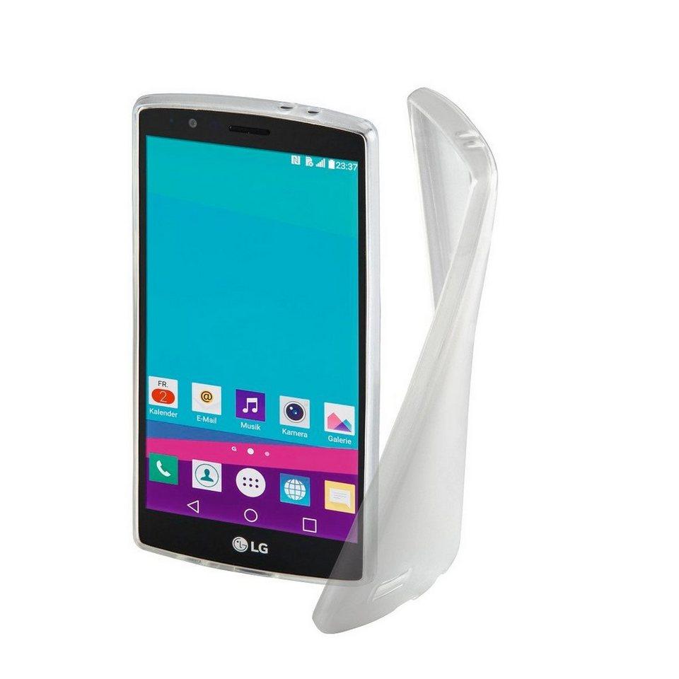 Hama Cover Crystal für LG G4, Transparent in Transparent