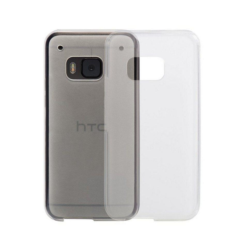 Flashstar Case Hülle für HTC One M9, transparent in Transparent
