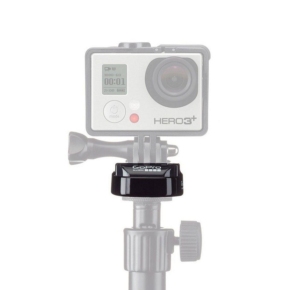 """GoPro Mikrofonständer-Befestigung »""""Mic Stand Mount"""" ABQRM-001« in schwarz"""